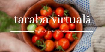 Taraba Virtuală - modalitatea de a primi produse proaspete acasă