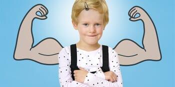 10 moduri de a-i mări încrederea în sine copilului tău
